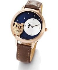 bpc bonprix collection Náramkové hodinky Sova bonprix