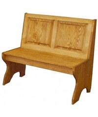 Rohová lavice malá