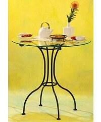 Kovaný stůl Cardif
