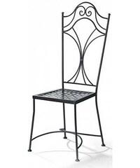 Kovaná židle Santamonica