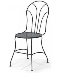 Kovaná židle Romance