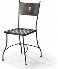 Kovaná židle Brest