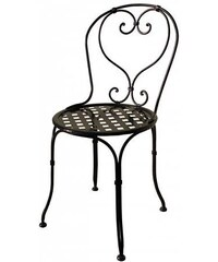 Kovaná židle Karla