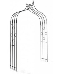 Kovaný zahradní oblouk Impulse 1