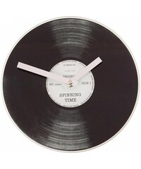 Designové nástěnné hodiny 5163 Nextime Little Spinning Time 20cm