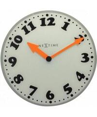 Designové nástěnné hodiny 8152 Nextime Girl 43cm