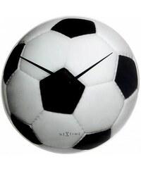Designové nástěnné hodiny 8804 Nextime Johan 30cm