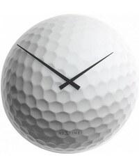Designové nástěnné hodiny 8806 Nextime Tiger 30cm