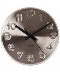 Designové nástěnné hodiny 5477ST Karlsson 19cm