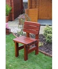Zahradní židle Rovná