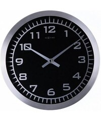 Designové nástěnné hodiny 2954 Nextime Blacky 45cm