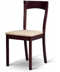 Jídelní židle Delma wengé