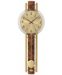 Kyvadlové nástěnné hodiny 7380 AMS 66cm