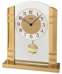 Stolní kyvadlové hodiny 1117 AMS 23cm