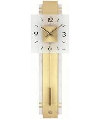 Kyvadlové nástěnné hodiny 7301 AMS 68cm