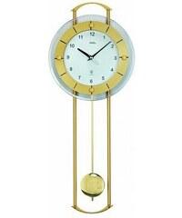 Kyvadlové nástěnné hodiny 5255 AMS řízené rádiovým signálem 60cm