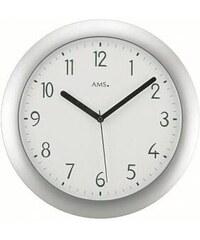 Nástěnné hodiny 5843 AMS řízené rádiovým signálem 28cm