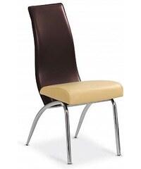 Jídelní židle K2 hnědá