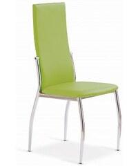 Jídelní židle K3 zelená