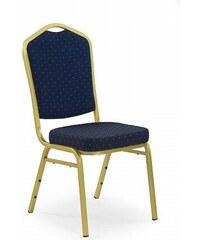 Jídelní židle K66 modrá