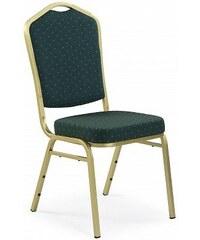 Jídelní židle K66 zelená
