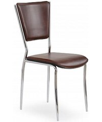 Jídelní židle K72C tmavě hnědá