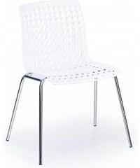 Jídelní židle K160 bílá
