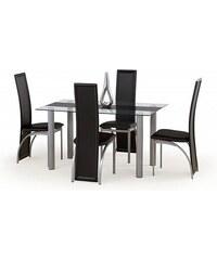 Jídelní stůl Talon černý
