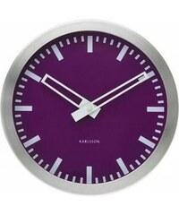 Designové nástěnné hodiny 5094 Karlsson 25cm