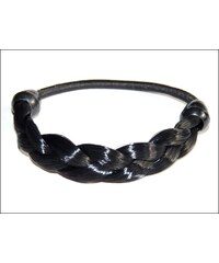 Copánková černá gumička