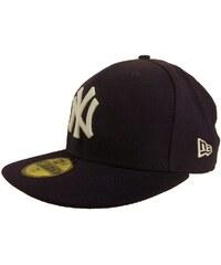 NEW ERA MLB BASIC NEYYAN KSILTOVKA - purpurová (PUR-WHT) - 7.1/4