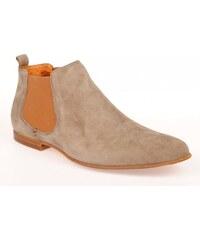 CONHPOL Pánská šedá kotníková obuv WW4753p EUR 43
