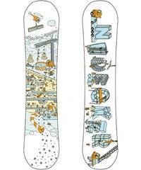 NIDECKER MAGIC SNOWBOARD - bílá - 99