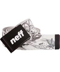 NEFF SUN FUN PÁSEK - světle šedá (WHT) - univerzální