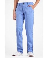 SAM 73 Dívčí moderní chino kalhoty GK 36 210 - modrá světlá