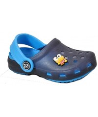 Dětské plážové sandály Bugga modré 26