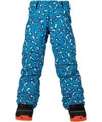 Kalhoty Burton Sweetart antidote leopard 2014/15 dětské