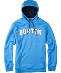 Mikina Burton Crown lure blue 2014/15 dětská