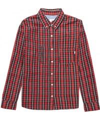 Košile Burton Manchster cardinal tartan 2013