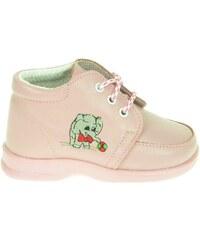 Rejnok Dovoz Rejnok boty dětské 0,1-060754 CK růžová