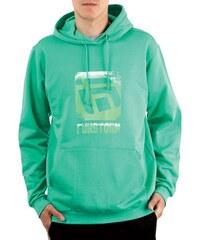 Pánská mikina Funstorm RAD green S