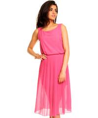 Ostatní Růžové šaty Ellie
