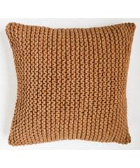 pletený polštář ROPE/bronze