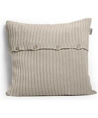 mikmax pletený polštář TURIN/beige