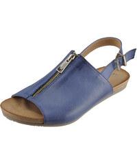 Sandálky se zipem Carinii B2722-C69