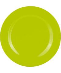 ZAK! designs - BBQ dezertní talíř-zelený, průměr 24 cm (0204-0849)