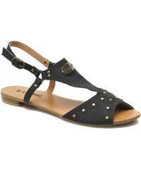 Kaporal - Paddy - Sandalen für Damen / schwarz