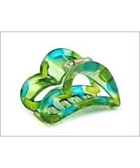 Srdcový zelený skřipec