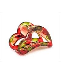 Srdcový červený skřipec