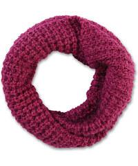 s.Oliver dámská kruhová pletená šála 39.410.91.6810/44X1